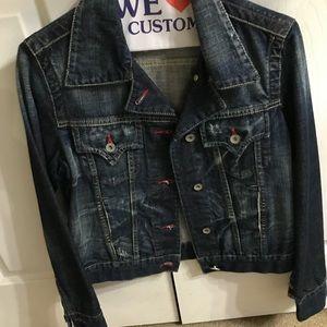 10 ft jean jacket